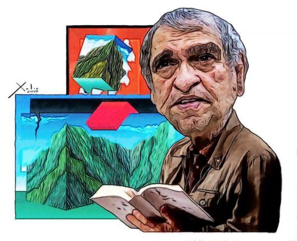 Xulio Formoso Rafael Cadenas