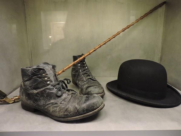Charles Chaplin, la magia del cine en Suiza