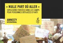 Portada del informe de Amnistía sobre los refugiados somalíes en Kenia
