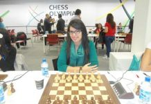 ajedrecista argelina Sabrine Latrèche