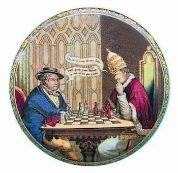 ajedrez y religión
