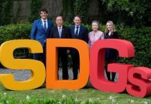 Ban Ki_moon promueve los ODS para no dejar a nadie atrás