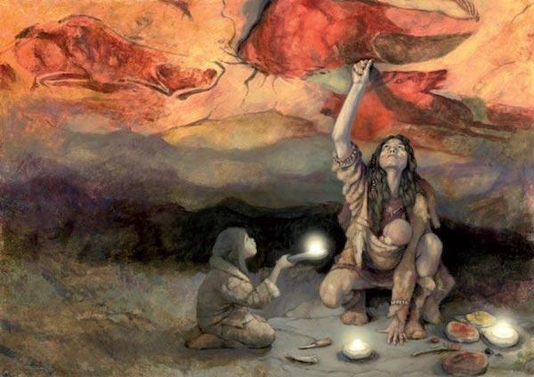 biografia de la humanidad paleolitico