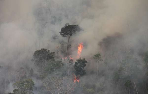 Incendios amazónicos, la otra cara de Brasil