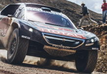 Carlos Sainz obtuvo la victoria en la etapa de Salta del Dakar 2016