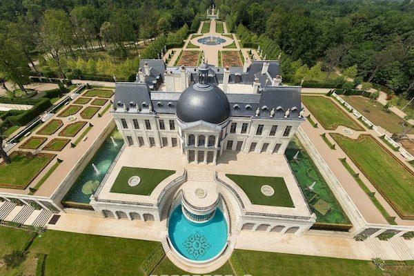 Castillo Luis XIV