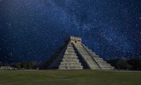 Pirámide en Itzá, México. pixabay.com