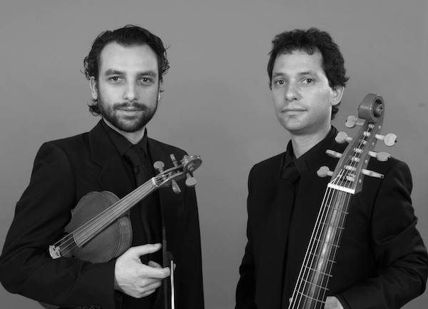 Pavel Amilcar y Thor Jorgen componen Divina Mysteria