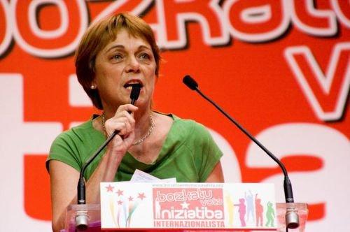 Doris Benegas: fallece la dirigente de Izquierda Castellana