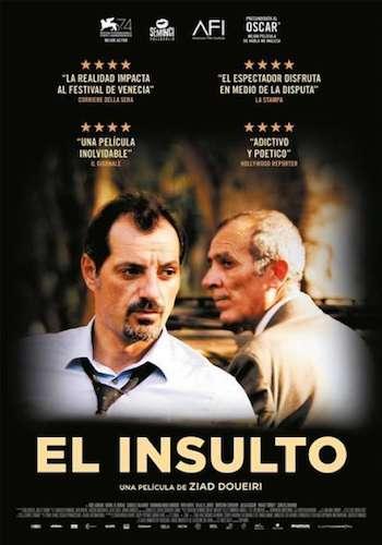 el-insulto poster