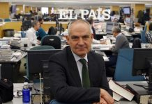 El País informa de la elección de Antonio Caño como director