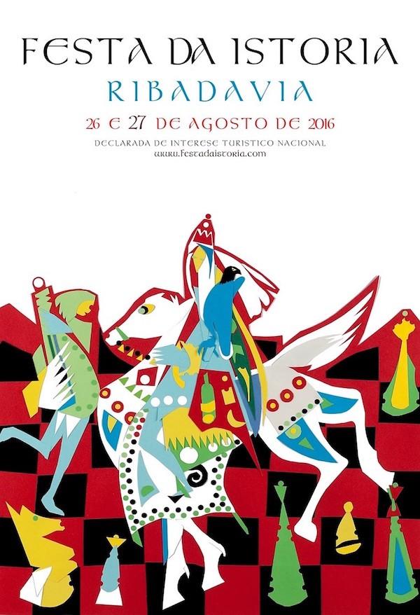 Ribadavia, Festa da Istoria y ajedrez