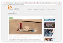 FPFE: sitio web