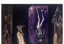 Gandarias: Camacha diablo Inquisición, 2010