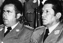 Luis García Meza y Luis Arce Gómez