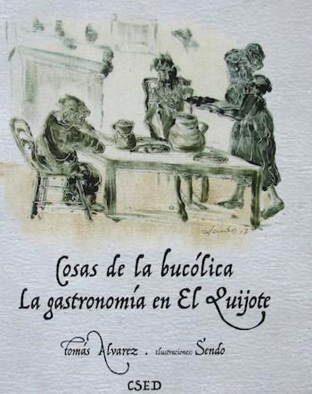 gastronomia bucolica quijote portada