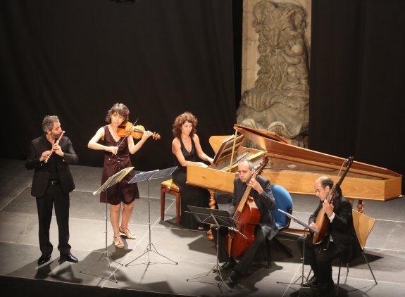 Gli Incogniti en Gijón 2016