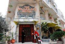 Hotel Walled Off