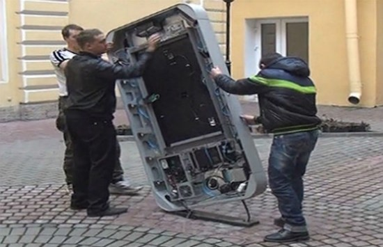 iPhone San Petesburgo retirado Los pioneros de Internet ya están en estatuas