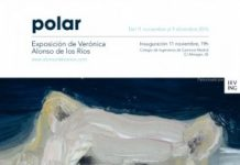 Polar, cartel de la exposición