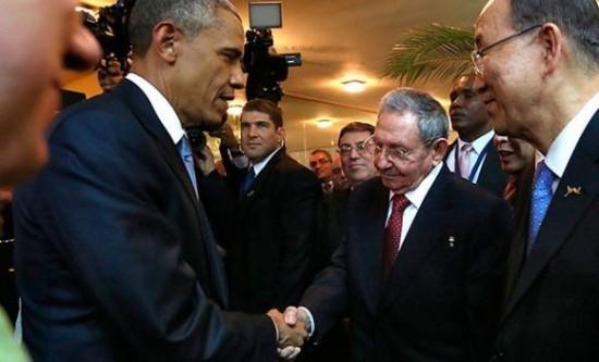 Lo impensable: paso histórico en las relaciones entre Cuba y EEUU