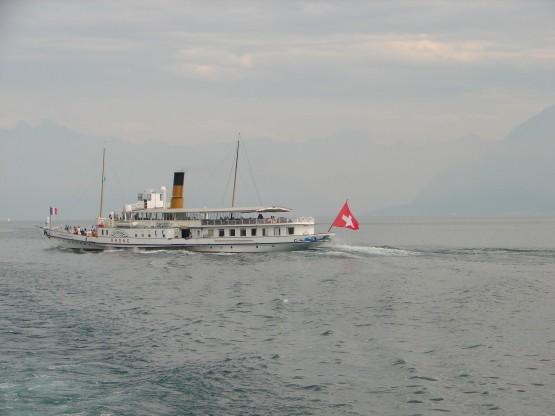 Ginebra-Leman-vapor
