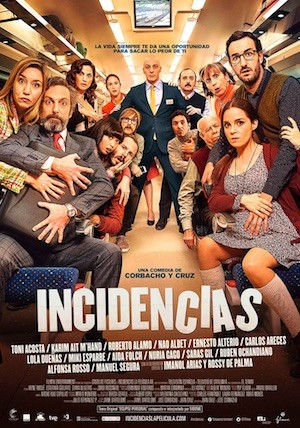 incidencias, cartel