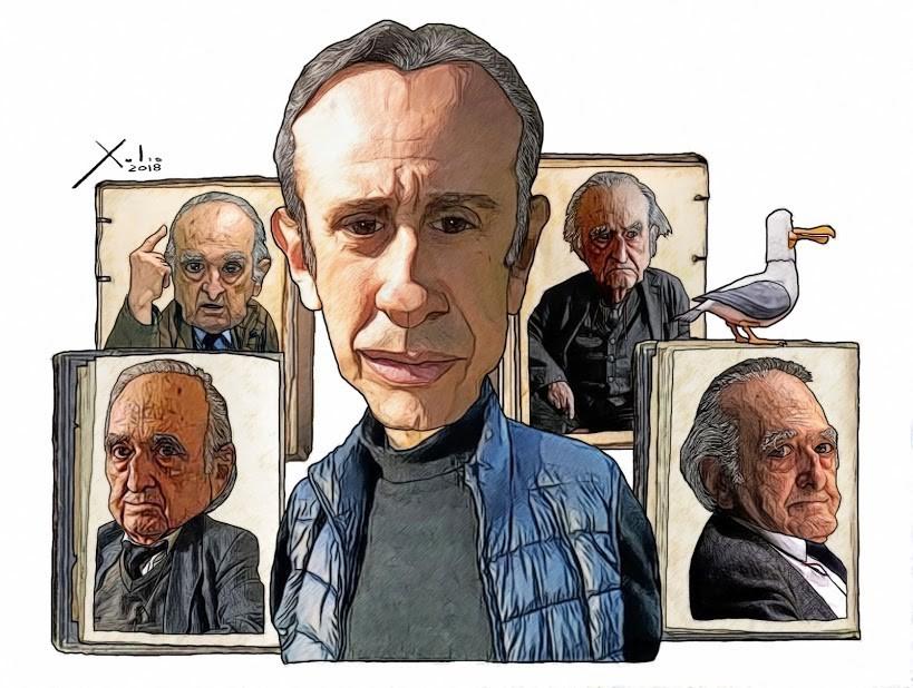 J.Benito biografia Ferlosio, por Xulio Formoso