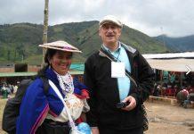 Jon Landaburu en Colombia