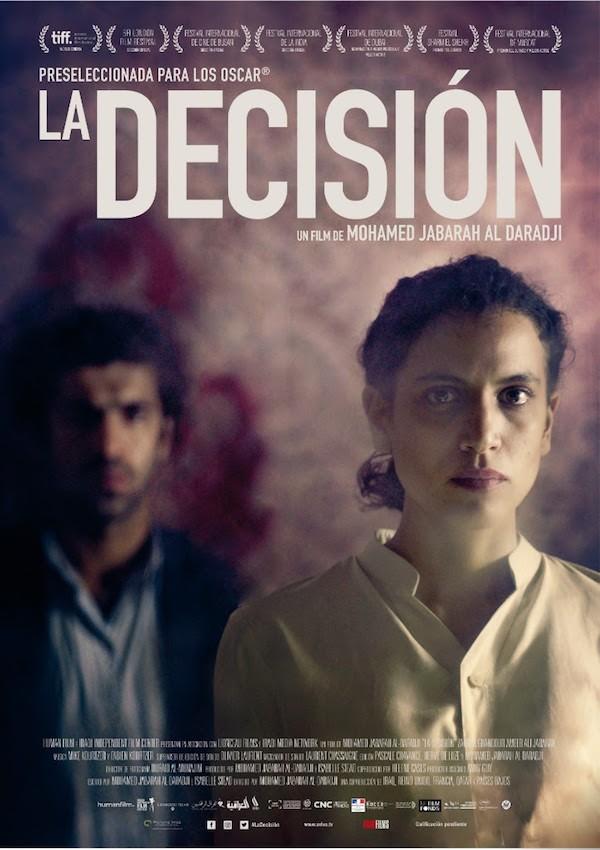 la decision poster