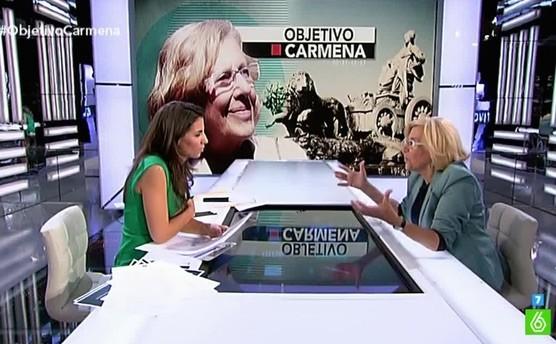 laSexta-AnaPastor-ManuelaCarmena