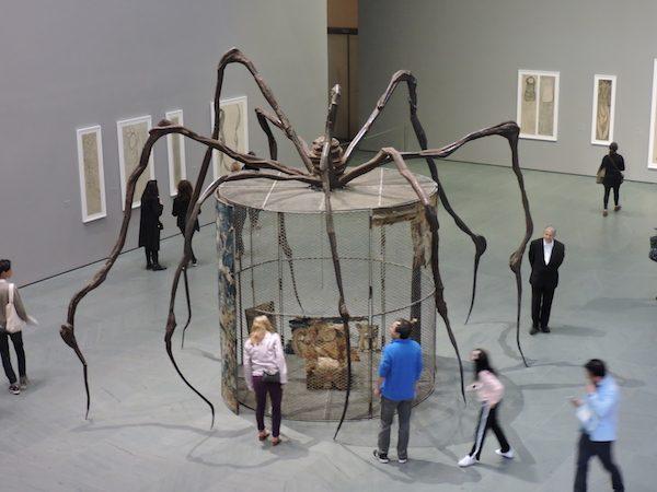 Louise-Bourgeois-MOMA-araña