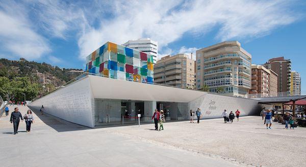 Centro Georges Pompidou de Málaga