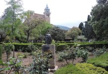 Mallorca-Cartuja-busto-Chopin-ABianco