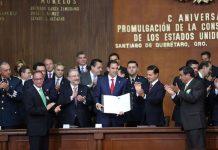 Actos por el Centenario de la Constitución de México