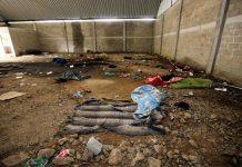 Caso Tlatlaya : las 22 personas abatidas por el ejército se encontraban en un almacén.
