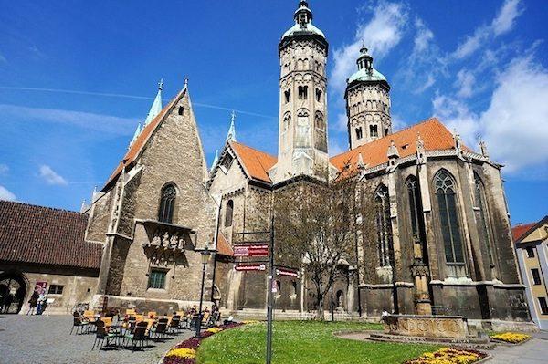 naumburg catedral