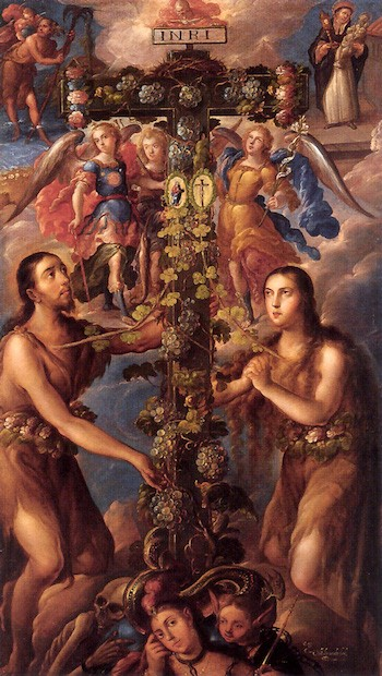 Cristóbal Villalpando: El árbol de la vida