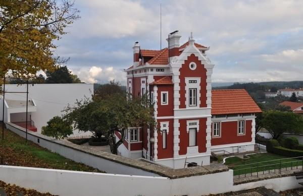 O Casulo, sede del Museo del Ajedrez de Portugal.