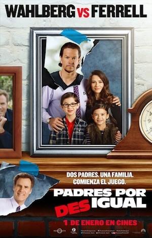 Padres por desigual, cartel
