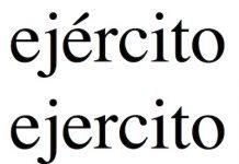 palabras tritonicas