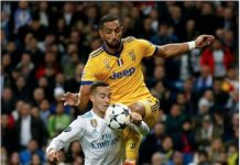 penalti Real Madrid Juventus