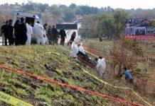 Más de 800 fosas clandestinas registradas en México. Foto: ANDES/ Prensa Latina