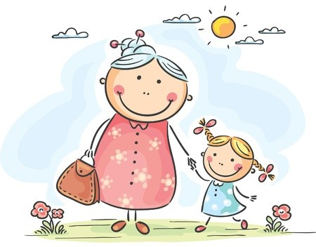 La mejor clase de historia para abuelos y nietos