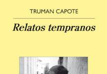"Portada de ""Relatos tempranos"", Editorial Anagrama"