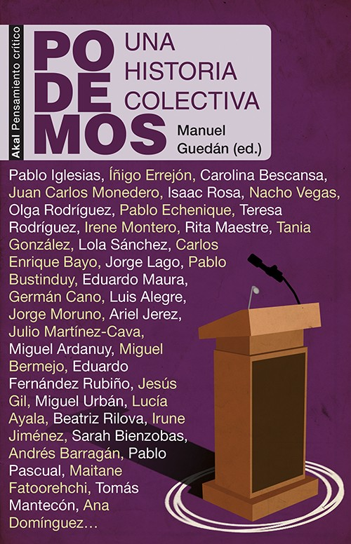 Diario colectivo del fenómeno de Podemos