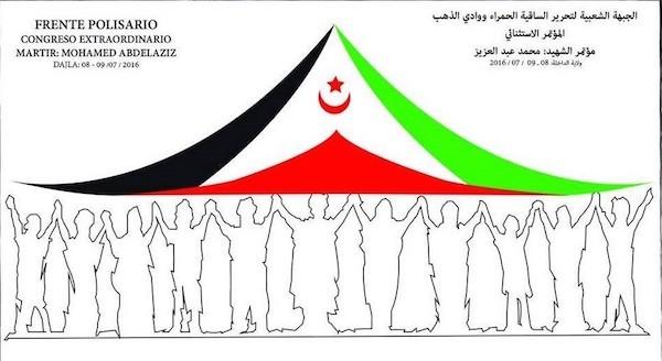 Cartel del Congreso del Frente Polisario