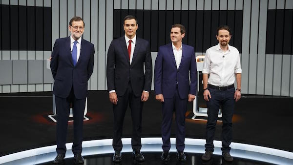 Buscando gobierno en España: las espadas siguen en alto