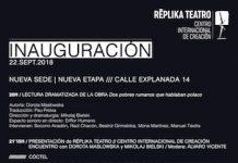 replika teatro nueva sede