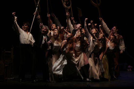 Fuenteovejuna. Compañía de Danza Antonio Gades. Teatros del Canal.